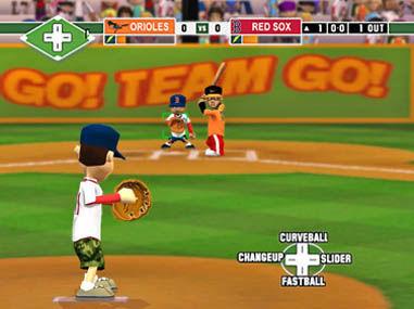 Backyard Baseball '10 Wii Backyard Baseball '10_13