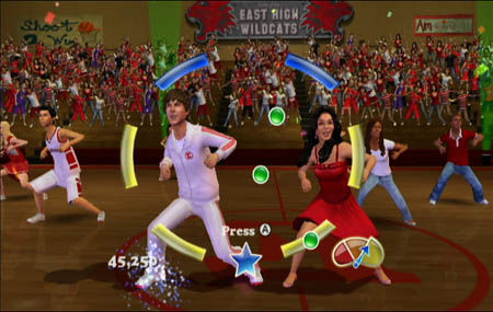 Disney High School Musical 3: Senior Year Dance! Windows Disney High School Musical 3: Senior Year Dance!_10