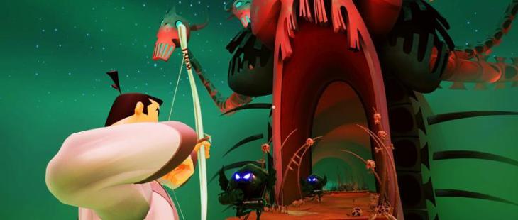 Samurai Jack: Battle Through Time Xbox One Samurai Jack: Battle Through Time_8