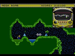 Todd's Adventures in Slime World Genesis Sabes, pararte en el limo radioactivo puede ser peligroso para tu salud