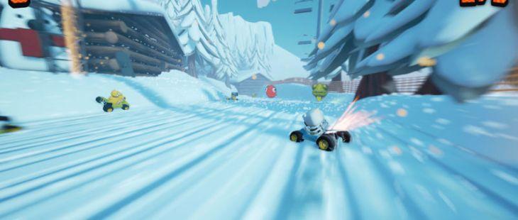 Bears Can't Drift!? PlayStation 4 Bears Can't Drift!?_38