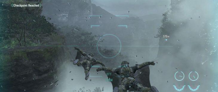 Call of Duty: Black Ops II Windows  Volando hacia el objetivo en trajes de ala. Bienvenido a 2025.