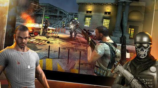 Combat Elite: Border Wars iPad Combat Elite: Border Wars_2