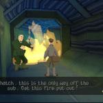 Disney's Atlantis: The Lost Empire PlayStation  fuego