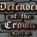 Defender of the Crown CDTV  la pantalla de título.