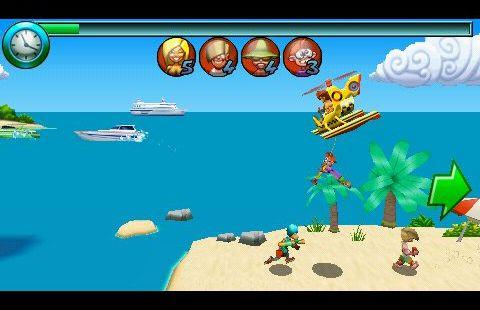 Beach Buzzin' Chopper PS Vita Beach Buzzin' Chopper_0