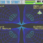 Blasteroids Atari ST  Elija una de las deformaciones principales