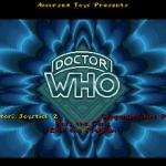 Doctor Who Amiga Pantalla de título