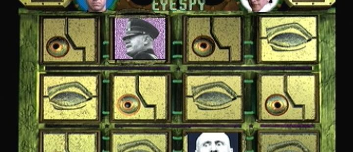 Zhadnost: The People's Party 3DO  Eyespy, un minigame.