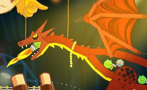 Angry Birds: Seasons Roku Angry Birds: Seasons_5