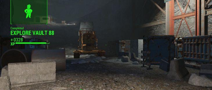Fallout 4 Windows  completado una Quest