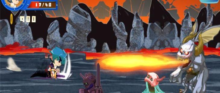 Hero Tales Blacknut Hero Tales_0