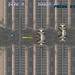 Thunder Cross Arcade  Láseres