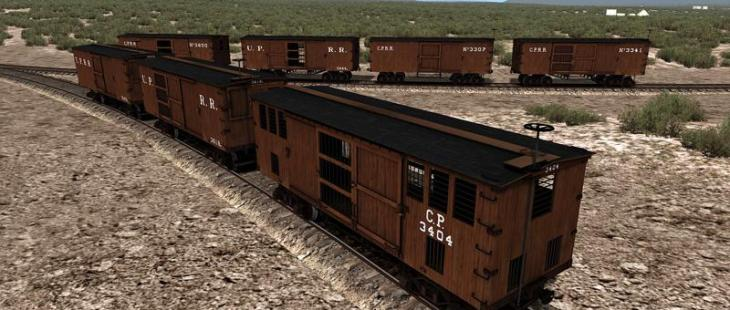 TS Marketplace: 1800s Rolling Stock Pack 02 Windows TS Marketplace: 1800s Rolling Stock Pack 02_4