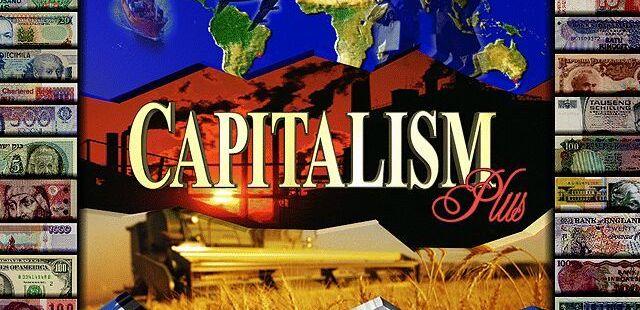 Capitalism Plus Windows Pantalla de título