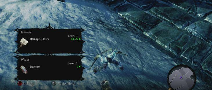 Darksiders II Xbox 360  Pero tú puede encontrar otras armas y el botín arrojado por los enemigos