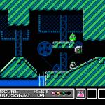 Mr. Gimmick NES  Esta plataforma obviamente, no me importas