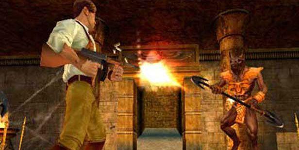 The Mummy Returns PlayStation 2 The Mummy Returns_0