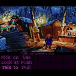 Monkey Island 2: LeChuck's Revenge Macintosh  Explorando y encontrando más piratas locales