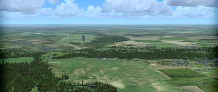Microsoft Flight Simulator X: Steam Edition - VFR Poland Region SW Windows Microsoft Flight Simulator X: Steam Edition - VFR Poland Region SW_4
