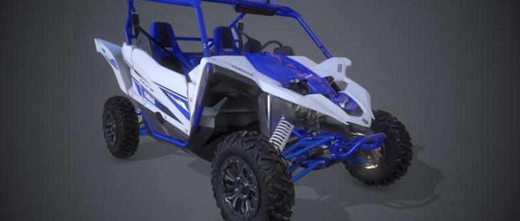 MX vs ATV All Out: 2017 Yamaha YXZ1000R Nintendo Switch MX vs ATV All Out: 2017 Yamaha YXZ1000R_0