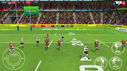 Rugby League 20 iPhone Rugby League 20_8