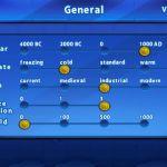 Sid Meier's Civilization: Revolution Windows Phone  Creador de escenarios