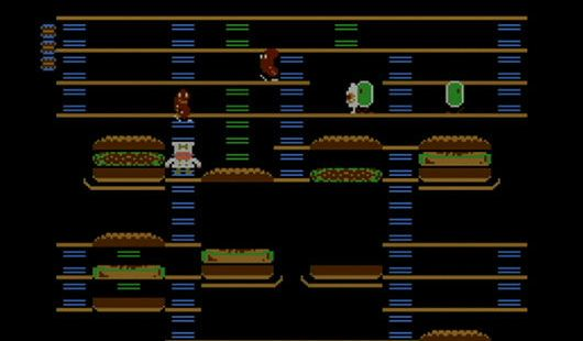 BurgerTime Nintendo Switch BurgerTime_8