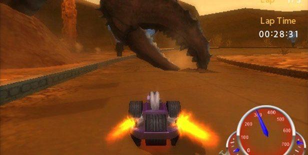 Hot Wheels: Ultimate Racing PSP Hot Wheels: Ultimate Racing_2