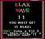 Klax BBC Micro Klax_1