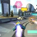 WipEout Pulse PSP  A punto de lanzar una bomba.