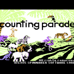 Counting Parade Commodore 64