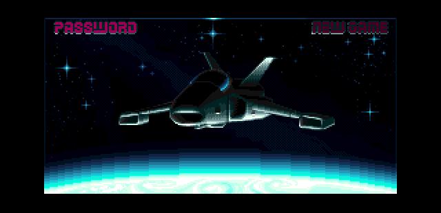 Whale's Voyage Amiga CD32  juego de inicio