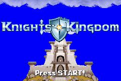 LEGO Knights' Kingdom Game Boy Advance