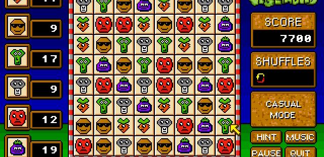 Vegetables Deluxe Amiga