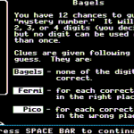 Conquering Whole Numbers Apple II