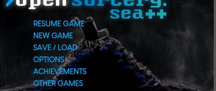 Open Sorcery: Sea++ Linux Open Sorcery: Sea++_0