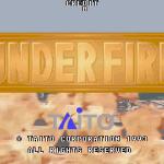 Under Fire Arcade