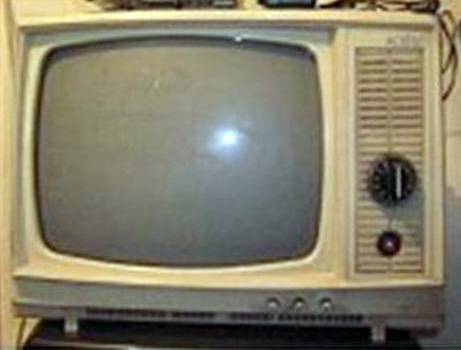 Televisor Antú