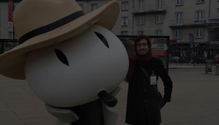 Reto 24 horas del Festival de Angoulême