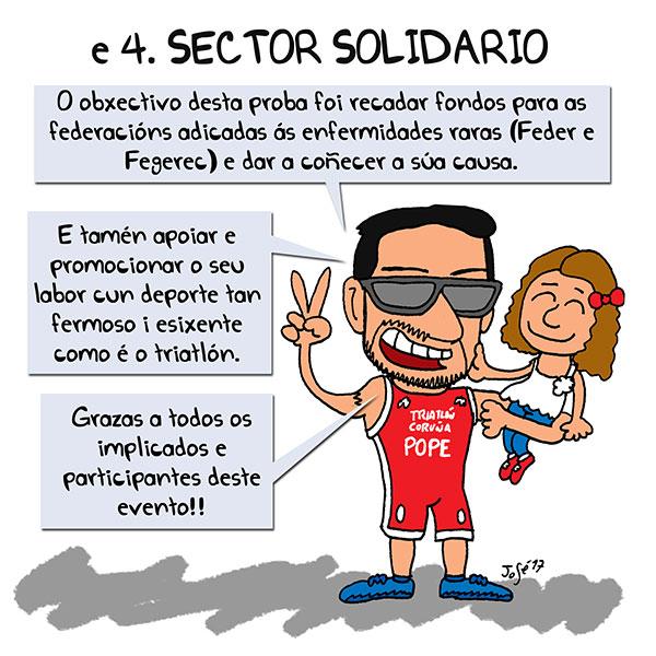 Triatlón Negreira Solidario