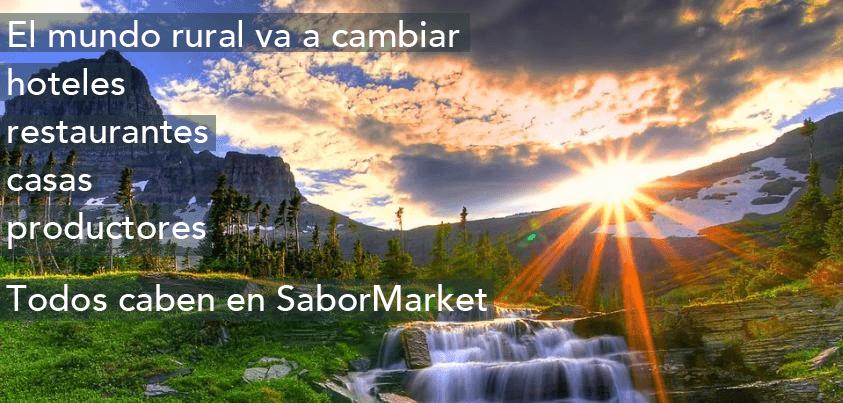 SaborMarket | Ecommerce a Coste Cero