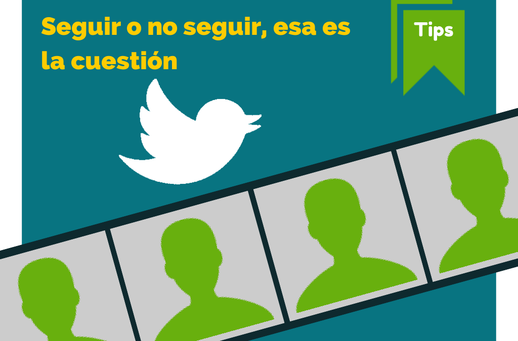 Optimizar Twitter | Usuarios para NO Seguir