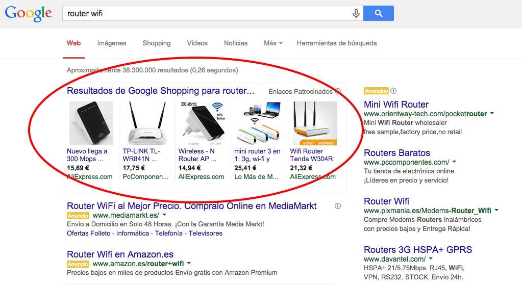 router wifi Buscar con Google