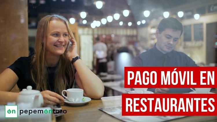 Pago móvil en restaurantes, la tendencia que se consolida