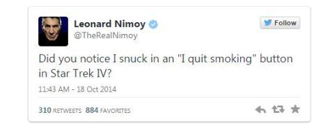 nimoy tweet