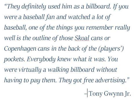 gwynn quote