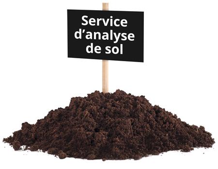 Analyse de sol