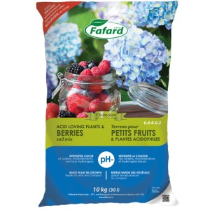 Petits Fruits/plantes Acides Fafard