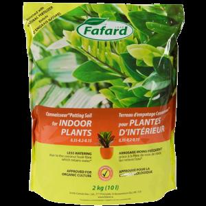 Terreau Plantes D'intérieur – Fafard